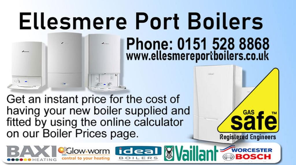 Ellesmere Port Boilers