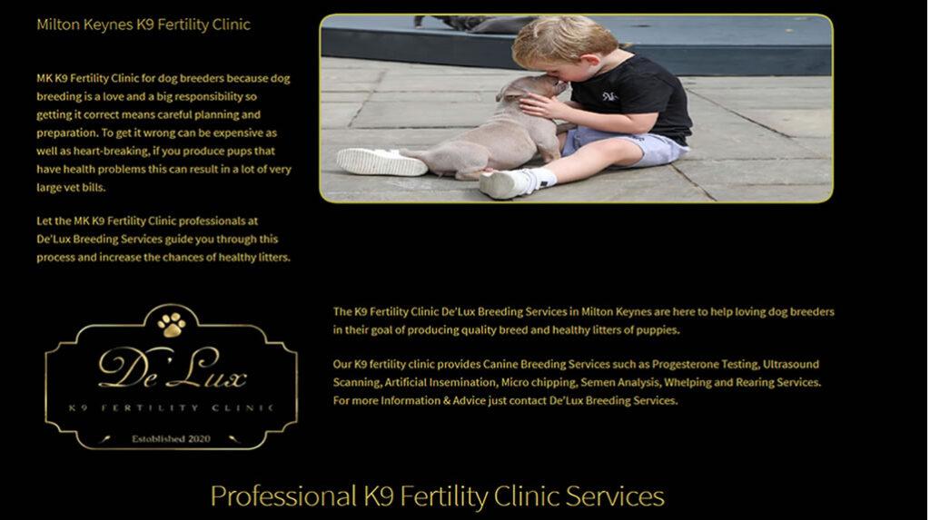K9 Fertility Clinic