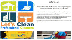 Lets Clean