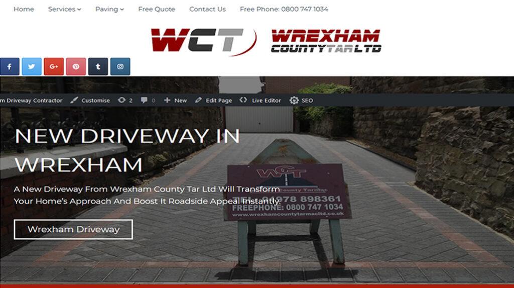 Wrexham County Tar