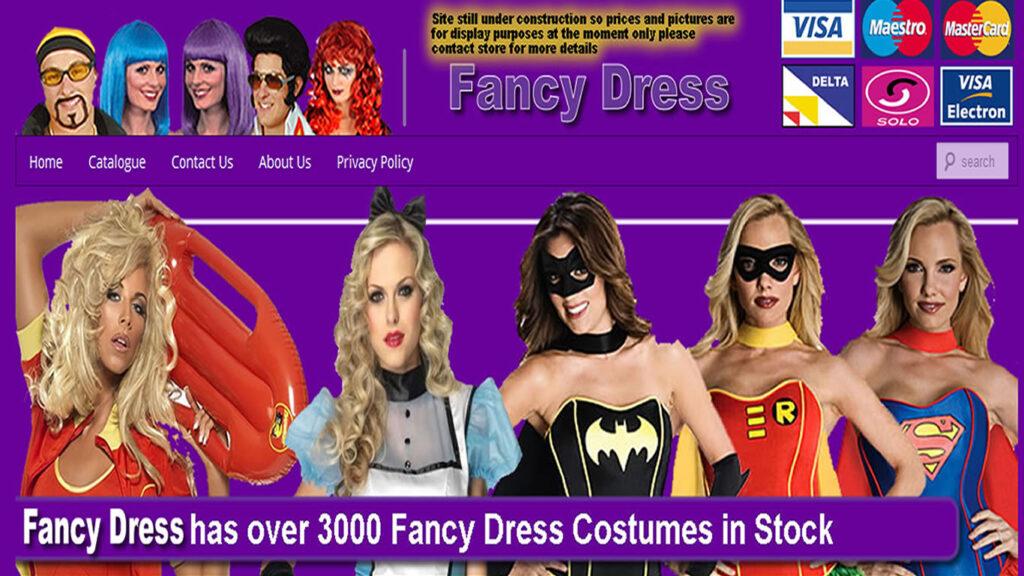 fancy-dress